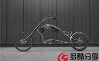 【新奇创意】Archont Electro 超屌电动自行车 –多酷分享