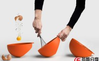【新奇创意】全能型的小碗–Www.Duocool.cn
