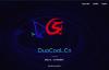 【源码分享】鼠标特效首页,多酷分享-Www.DuoCooL.Cn