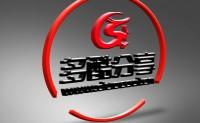 【智能素材】金属立体logo样机–多酷分享